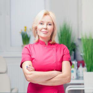 Julita Wołowiec, lek. med., specjalista dermatolog – wenerolog, lekarz medycyny estetycznej